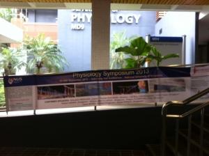 Physiology symposium
