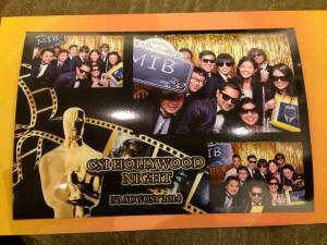 CSI Hollywood night